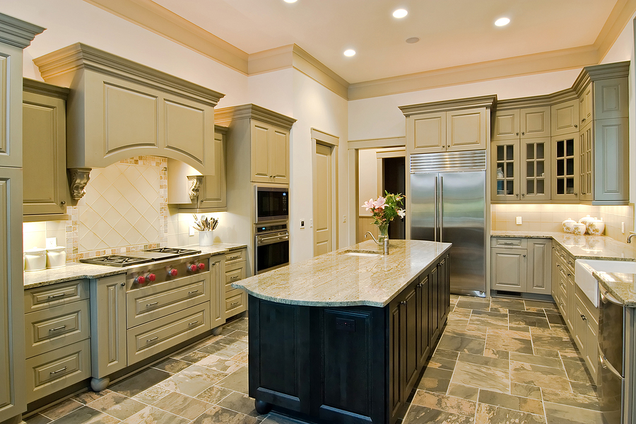 Fitted Kitchen (classic style)